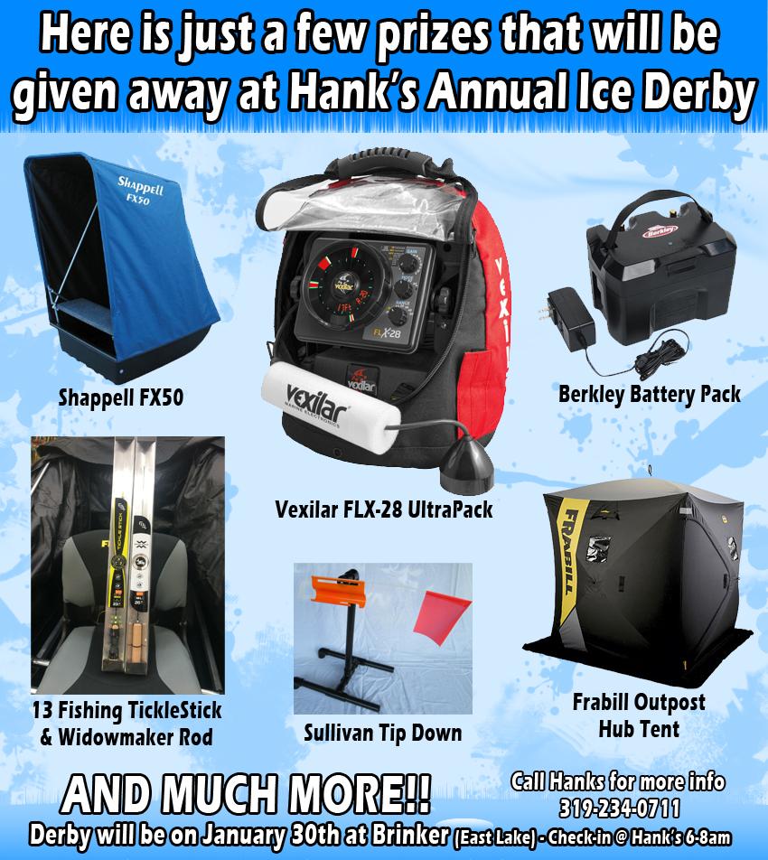 derby prizes